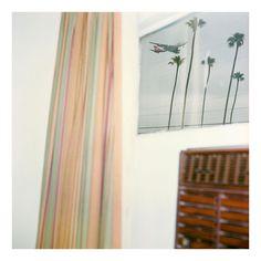 Zoe Crosher LAX Adventurer Hotel, Lightjet print 27 x 27 inches x cm) Edition 1 of 5 + 2 APs Curtains, Interior, Adventurer, Home Decor, Photography, Photos, Art, Airplane Window, Architecture Student