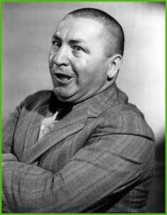 Curly Howard - Curly - Three Stooges