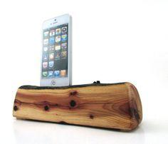 Sierra iPhone 5 Dock - Featured Goods Uncovet