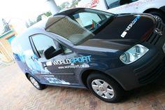 Full colour digital wrap www.rocketsigns.co.za