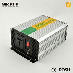 MKM1000-242G ac frequency inverter converter 50hz 60hz 220v/230v off grid inverter 24vdc 1000w power inverter for household #Affiliate