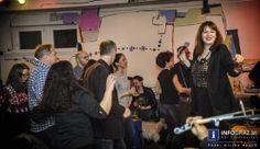 Fotos von der Balkanparty in der CuntRa la Kunsthure Graz am 15.3.2014 Auch die zweite Auflage am 15.3. war ein voller Erfolg, geprägt vom Duft von süß und pikant gefüllten Pitas und ausgelassener Stimmung, verantwortlich dafür auch und vor allem die hochkarätig besetzte Band. #Balkanparty,#Tatjana #Petrovic,#CuntRa la #Kunsthure,#Balkan-#Party-#Reihe,#Fixpunkt in #Graz,voller #Erfolg,#pikant #gefüllte #Pitas,#ausgelassene #Stimmung,#hochkarätig #besetzte #Band