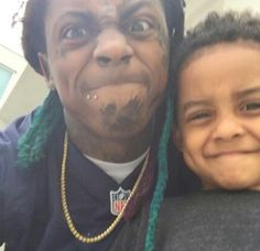 lil wayne and his baby