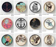 ilustraciones de alejandro giraldo Sea Illustration, Home, Coven, Wall Clocks, Decoration Home, Illustrations