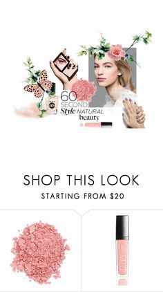 natur beauty by avaartist on Polyvore featuring beauty, TheBalm, Henri Bendel, Essie and Chanel