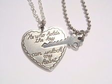 """""""I love you"""" Letter Heart Pendant Women's Girls Stainless Steel Necklace Chain - Google Search"""