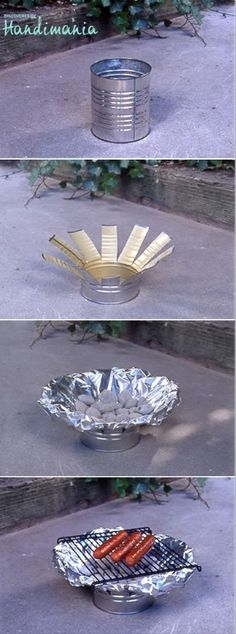 Make your own stove