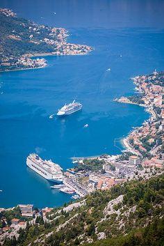 Kotor Cruise Ship Port
