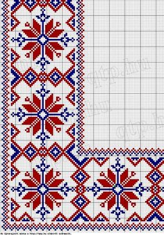 Free Hungarian Cross Stitch Pattern From Székely. Hand Embroidery Patterns Free, Blackwork Patterns, Embroidery Sampler, Folk Embroidery, Cross Stitch Embroidery, Cross Stitch Rose, Cross Stitch Borders, Counted Cross Stitch Patterns, Cross Stitch Charts