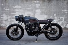 "Honda CB 500 Four Cafe Racer ""PAAL IX"" by PAAL Motorcycles #motorcycles #caferacer #motos | caferacerpasion.com"