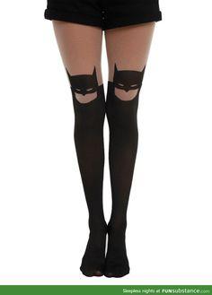 Batman stockings