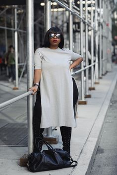 Stylish Plus-Size Fashion Ideas – Designer Fashion Tips Plus Size Fashion For Women, Plus Size Women, Plus Size Dresses, Plus Size Outfits, Curvy Girl Fashion, Womens Fashion, Fashion Styles, Fashion Fashion, Fashion Brands