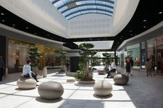 Image result for planters in malls