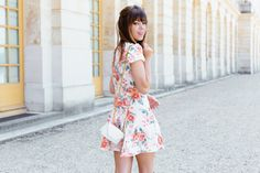 Perfect Chiffon Floral Dresses To Shop This Spring