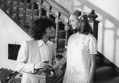 """1. Muriel Catalá e Francis Huster in """"Faustine et le bel été"""" (1972) di Nina Companeez (""""Collection Gérard Troussier"""" / Cinemagence, 1964-1994)"""