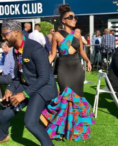 Ankara Styles for Couples 2018 Couples African Outfits, African Dresses For Kids, African Attire, African Wear, Couple Outfits, African Women, African Dance, African Inspired Fashion, African Print Fashion