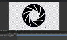shape layer iris in After Effects