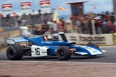 1972 GP Hiszpanii (Jarama) Eifelland March E21 - Ford (Rolf Stommelen)