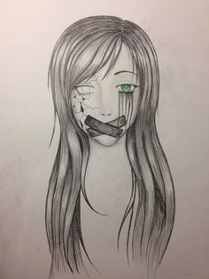 depression drawings drawing sketch mental depressing pencil sketches deep easy illness google human