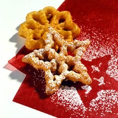 nutmeg is the flavorful ingredient in these lacy fried cookies a coffee time go swedish christmaschristmas