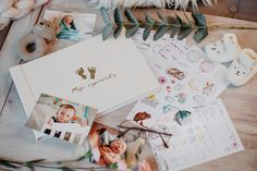 Album pro miminko / Fotoalbum pro miminko / První album pro miminko / Novorozenec / Newborn Baby Photos, Album, Baby Pictures, Babies Photography, Newborn Pics, Kid Photos, Card Book