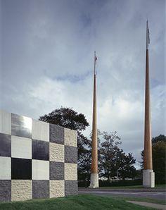 Entrance Landscape, University of Limerick - Projects - de Blacam and Meagher Architects