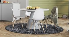 židle Larici, stůl Rose Decor, Luxury Furniture, Chair, Luxury, Eames Chair, Home Decor, Furniture