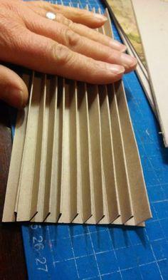 """Buen dia un gusto saludarles, comparto este tutorial para el grupo de """"Scrap 12 Pasos para no parar"""" Materiales Cardstok Liso y de..."""