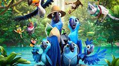 Animation Movie Quotes from Rio 2 Film Rio, Rio 2 Movie, Film Movie, Cartoon Movies, Disney Movies, Disney Pixar, Disney Characters, Disney Villains, Birds Wallpaper Hd