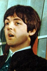 S J Paul McCartney 1966
