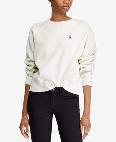 0f15b1cc8ac6ef Polo Ralph Lauren Fleece Sweatshirt #ralphlauren #polo #america #sweater # summer #