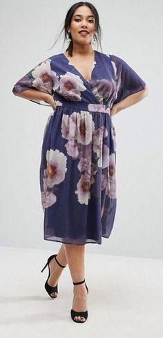 29c112a7cf8 36 Plus Size Wedding Guest Dresses  with Sleeves