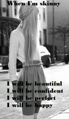 Ignore the ridiculous self hatred, pro ana quote on this picture...but her outfit is gorgeous!!!!