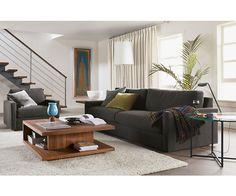 Easton Chair & Ottoman - Chairs - Living - Room & Board
