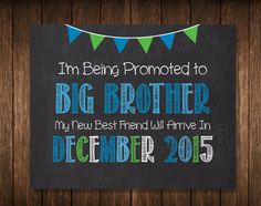 Big Brother Pregnancy Promotion Announcement by LookandSeaCreative