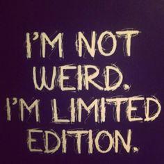 Be yourself! Xo Author Cheryl Bradshaw