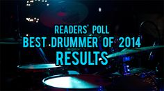 Who is Best Drummer of 2014