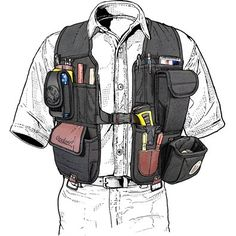 Toolbelt Vest from Duluth trading