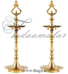 Traditional South Indian prabai diya or Kuthu vilakku. Beautiful brass diyas are authentic oil lamp's of India. These lamps are used to adorne temples, mandaps and homes. Diwali Painting, Diya Lamp, Traditional Lamps, Brass Lamp, Oil Lamps, Beautiful Hands, Hand Carved, Carving