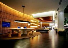 Internet Area - Lexus Manila Inc. - Facility