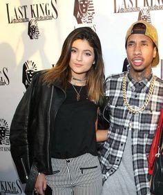 Whoa — we wonder what Kylie Jenner thinks of Tyga's tattoo...