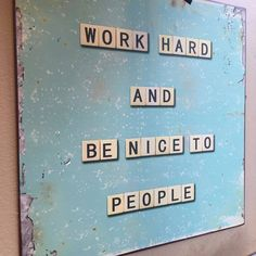 www.foundingmoms.com Work HARD and be NICE to people!