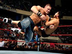 John Cena's theory of WWE.