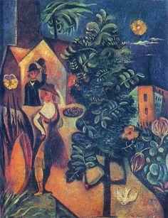 Hat in Hand, Hat on Head, 1919 Max Ernst