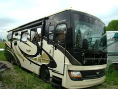 RV Exterior Body Panels FLEETWOOD BOUNDER PARTS - YEAR 2009. FOR ...