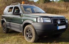 Land Rover Anorak Vehicles Freelander TD4 GS