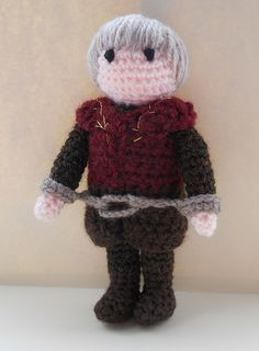Awesome Game of Thrones Amigurumi