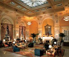 The Hermitage Hotel, Nashville, Tennessee