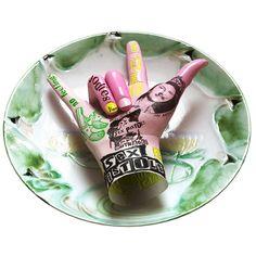 Legendarias bandas de rock en cerámica creadas por Kim Joon - Eleanor Rigby