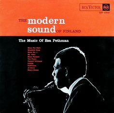 Jazz in Finland - rare record album covers